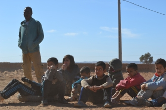 chicos en Khamlia
