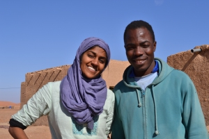 Shilpa y Mahjoub