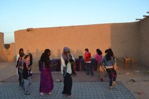 Danza tachle-hind Khamlia 2014