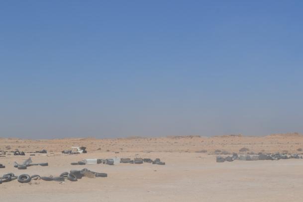 Tierra de nadie II. Entre el Sahara Occidental y Mauritania