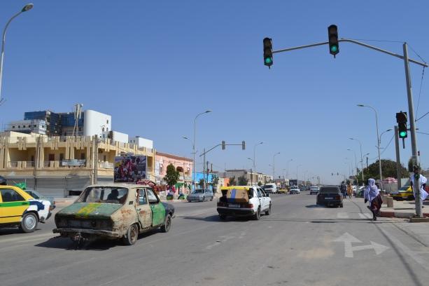 coches de Mauritania