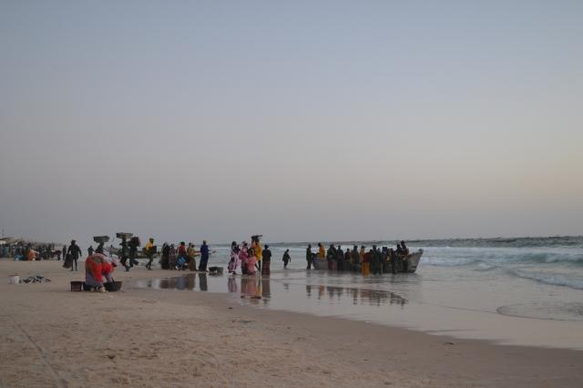 Playa Nouakchott