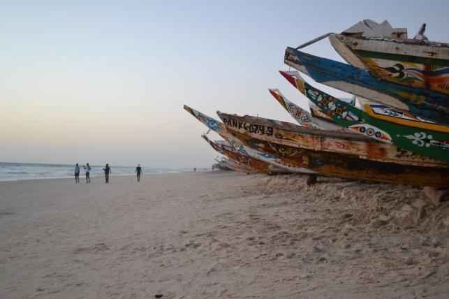 playa-puerto Nouakchot