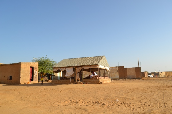 mauritania sur