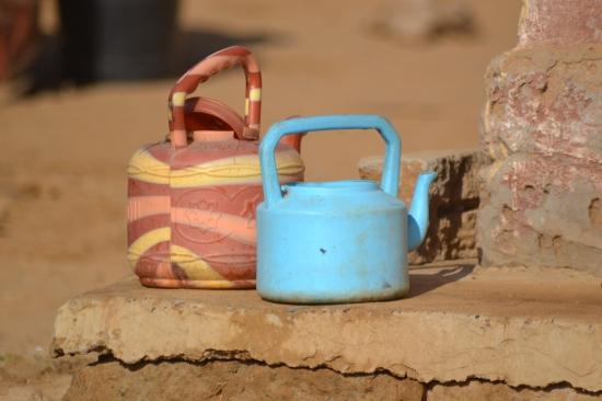 teteras mauritanas