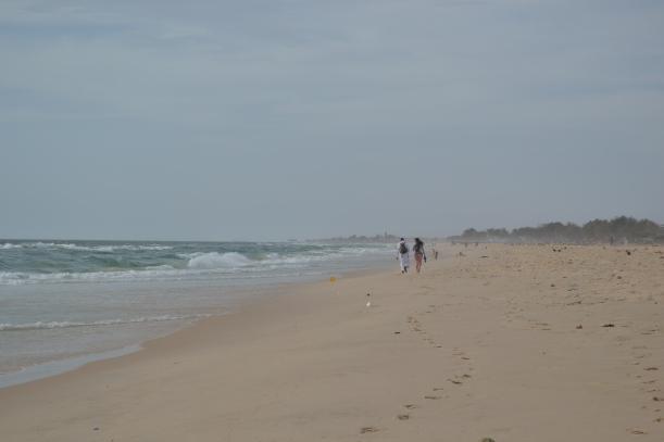 Playa de Lengua de Barbarie Saint Louis