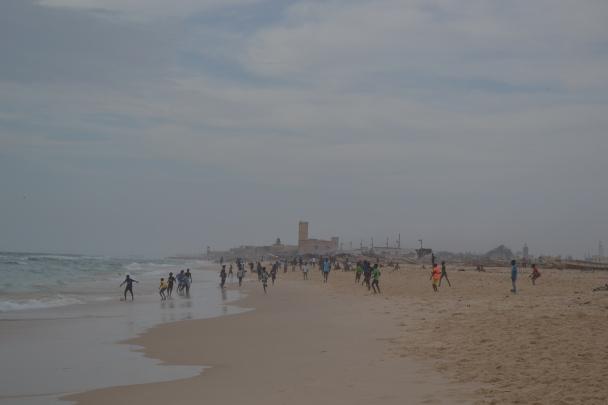 Guet N'Dar playa