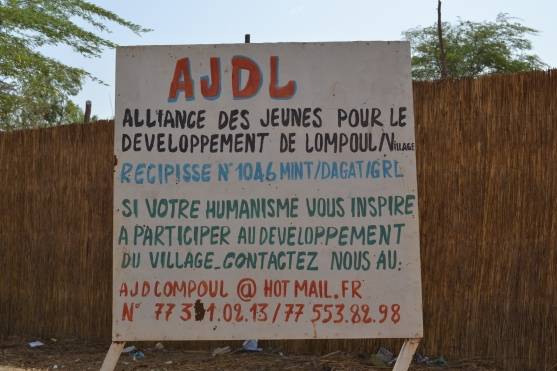 Asociacion Lompoul. Senegal