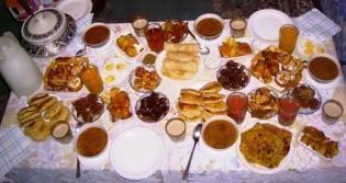 desayuno de Ramadan