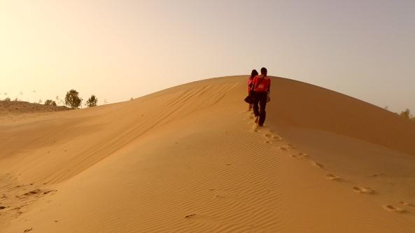 dunas de lompoul