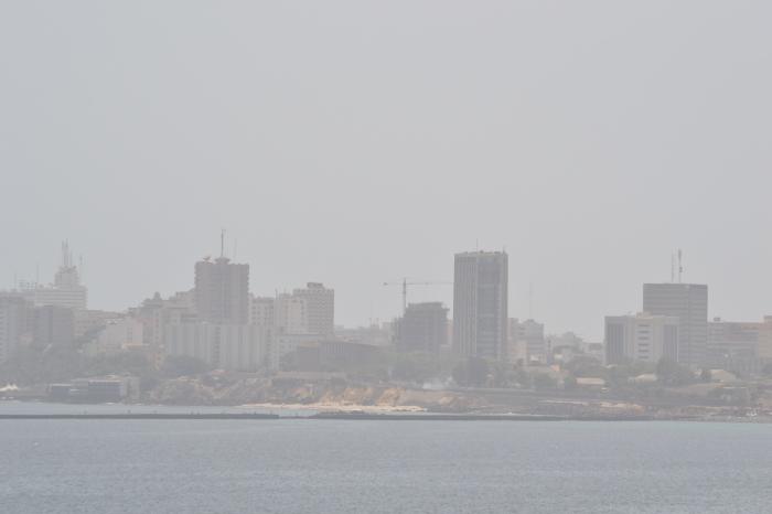Dakar desde Goré
