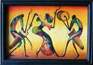African_Music_Wall_Carving-MYS