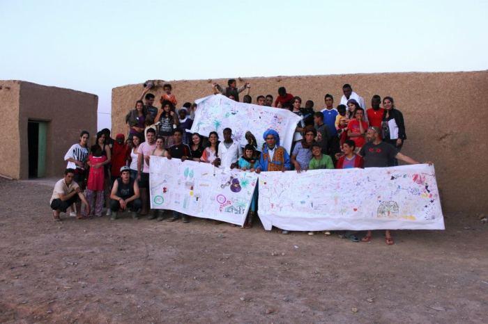 voluntariado Marruecos