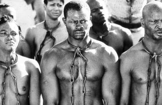 esclavos. gnawa
